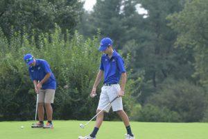 Varsity Golf at Bretton Woods