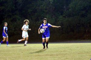 Girls Varsity Soccer vs Blair