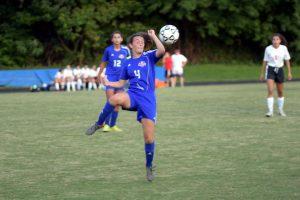 Girls JV Soccer vs Blair
