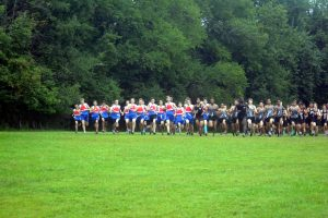 Boy Cross Country vs NW and Poolesville