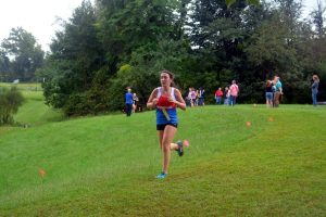Girls Cross Country vs NW and Poolesville