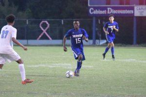 Varsity Boys Soccer vs Clarksburg