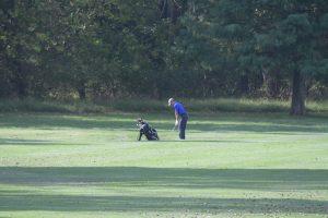 Varsity Golf at North West