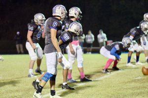 Varsity Football vs Springbrook