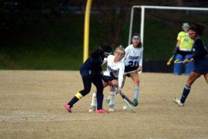 Varsity Field Hockey Playoff vs Springbrook