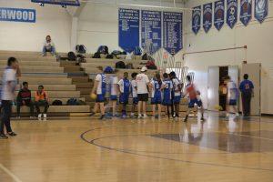 Handball vs Watkins Mill