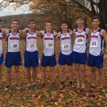 Enright Leads Warriors to 5th Place to Qualify for States