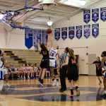 Girls Varsity BBall vs Rockville