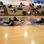 Varsity Poms Clarksburg Game