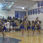 Varsity Cheer Clarksburg Game