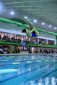 Diving vs Northwest