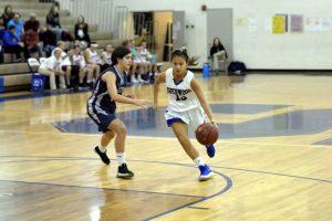 Girls JV Basketball vs Magruder