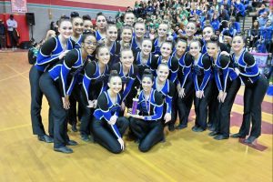 MCPS Pom Competition 2nd