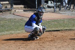Varsity Baseball Scrimmage 1