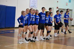 Coed Volleyball vs Wheaton