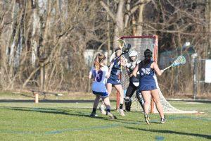 JV Girls Lacrosse vs Magruder