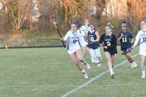 Varsity Girls Lacrosse vs Magruder