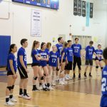 Coed Volleyball vs Clarksburg