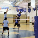 Varsity Boys Volleyball vs Clarksburg