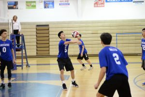 Varsity Boys Volleyball vs Clarksburg