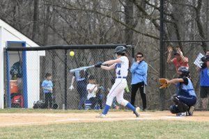 Girls JV Softball vs Clarksburg