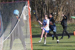 Girls JV Lacrosse vs Springbrook
