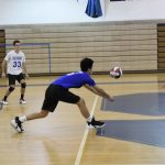 Varsity Boys Volleyball vs Magruder