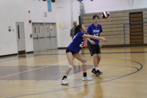 Varsity Coed Volleyball vs Magruder