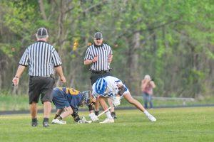 Varsity Boys Lacrosse vs B-CC