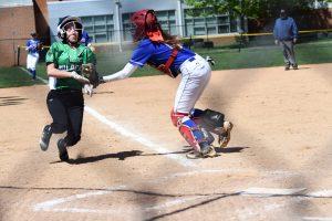 Varsity Girls Softball vs WJ
