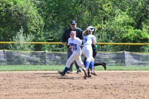 Girls JV Softball vs WJ