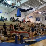 Girls Varsity Gymnastics vs Whitman - Blair