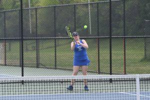 Varsity Girls Tennis Senior Day