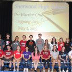 Tenth Annual College Signing Day