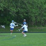 Boys Varsity Lacrosse Playoff vs Blair