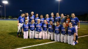 Softball on to States Final