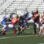 JV Football vs Wheaton