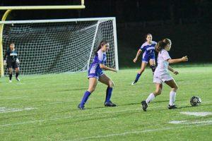 Varsity Girls Soccer vs Blake
