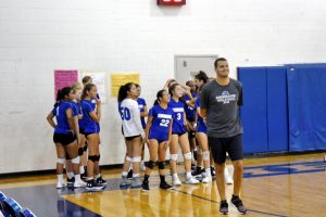 JV Girls Volleyball vs Wootton