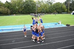 "Varsity Cheer ""A"" Blake Game"