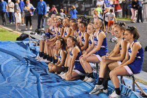 "Varsity Cheer ""B"" Blake Game"