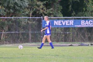 Varsity Girls Soccer vs River Hill