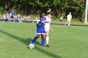 Girls JV Soccer vs River Hill