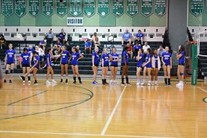 Girls Varsity Volleyball vs WJ