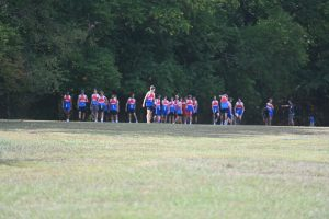 Boy Cross Country vs Northwood