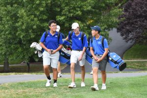 Varsity Golf vs WW BCC QO
