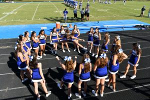 "JV Cheer Northwood Game ""A"""