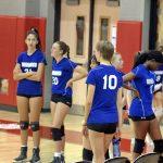 Girls JV Volleyball vs Blair