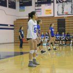 JV Girls Volleyball vs Magruder