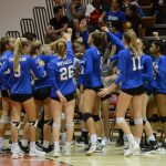 Girls Volleyball Aims for Long Playoff Run